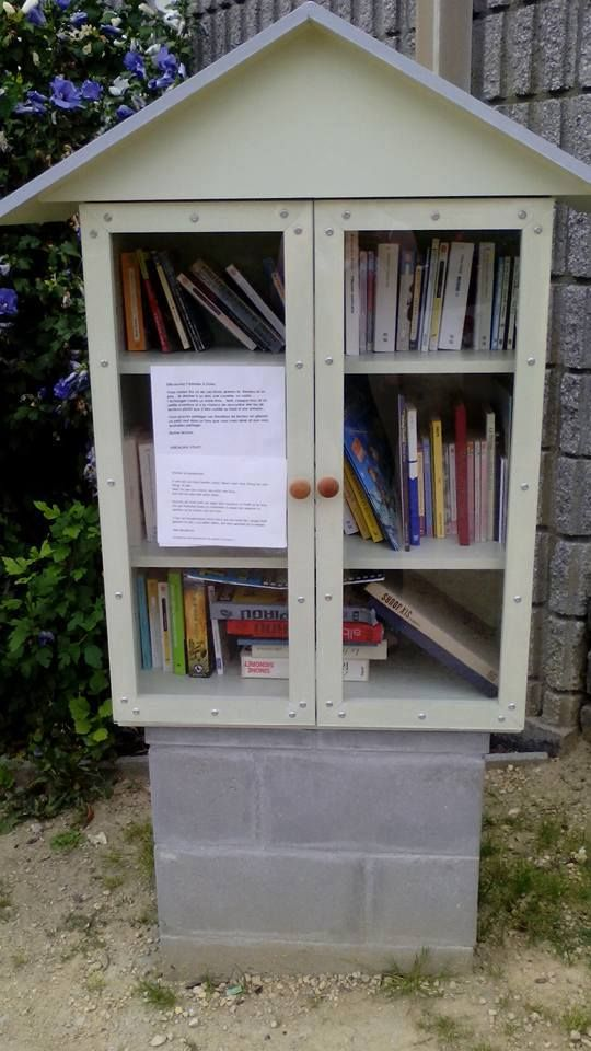 Boîte à livres Laeken