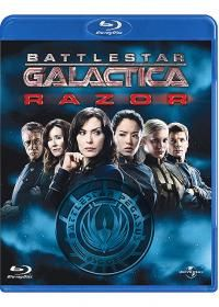 DVDFr - Battlestar Galactica - Razor - Blu-ray