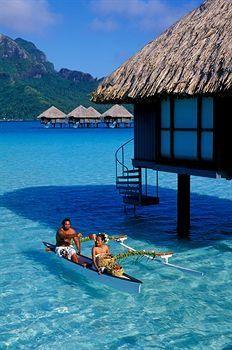 Le Meridien Bora Bora - Bora Bora