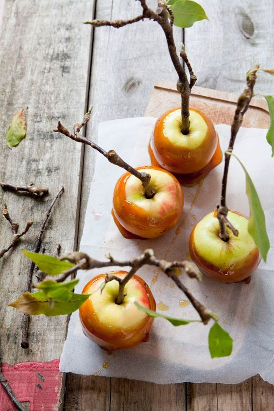 Miss Foodwise | Celebrating British food history: Gunpowder, treason and bonfire parkin with toffee apples