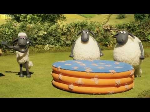 شون ذا شيب لعب ومرح و ضحك للأطفال مع الخروف الشهير شون ذا شيب Youtube Shaun The Sheep Sheep Prickly Heat