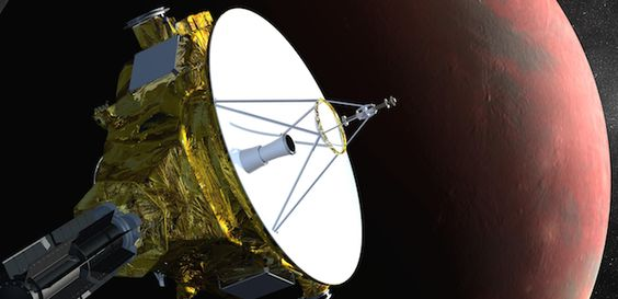 After nine years and a journey of nearly 3-billion miles (4.8 billion km), NASA's Pluto-bound New Horizons robotic probe has awoken from its hibernation in preparation for a unprecedented flyby of Pluto and other celestial bodies in the Kuiper Belt.