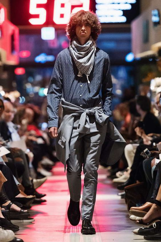 DAILYROUTINE Spring-Summer 2017 - Stockholm Fashion Week