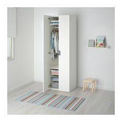 stuva kleiderschrank wei gelb kleiderschr nke t ren und erf llt. Black Bedroom Furniture Sets. Home Design Ideas
