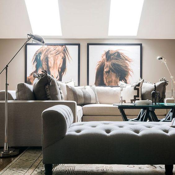 @dominomag 2 #rustic rooms worth pinning! Tour them both on domino.com (link in bio!). #interiorinspo #interiordesign #sodomino