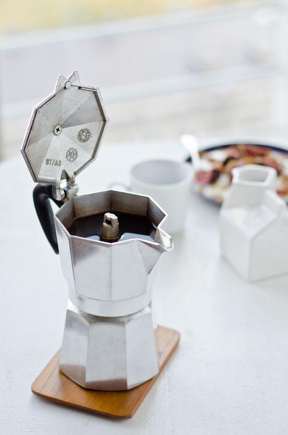 Italian coffeemaker: