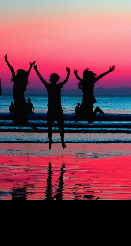 Summer sunset!