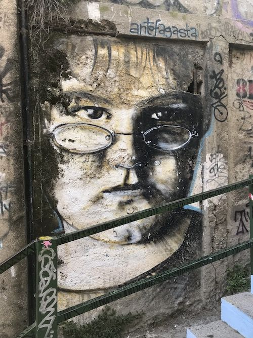 Valparaiso Has The Best Street Art In The World Street Art Best