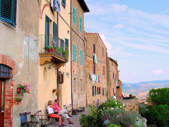 Pienza #Tuscany of course!