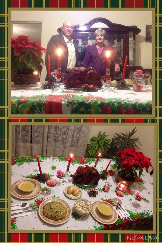Celebrando una deliciosa Navidad!!!  25/12/14