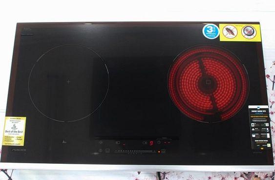 Bếp điện từ Munchen GM 6629S dùng có bền không