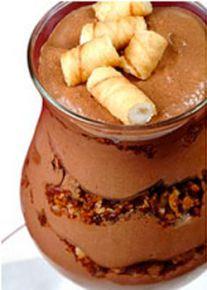 Bourbon Chocolate Mousse