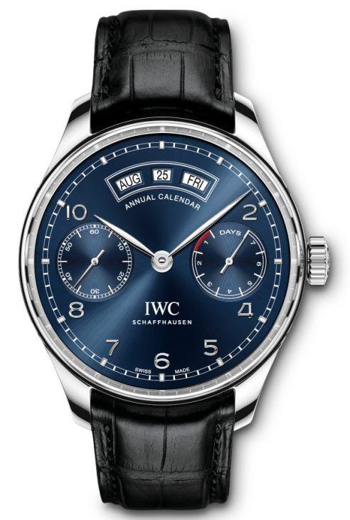 IWC Portugieser Ref. IW503502 Annual Calendar
