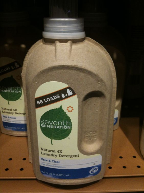Compostable packaging!