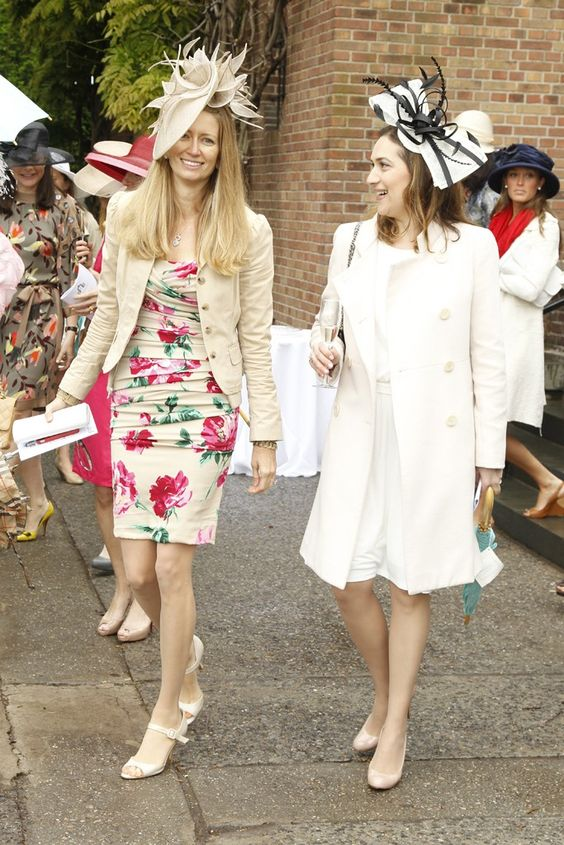 """At Central Park's Frederick Law Olmsted Awards, aka the """"hat luncheon."""""""