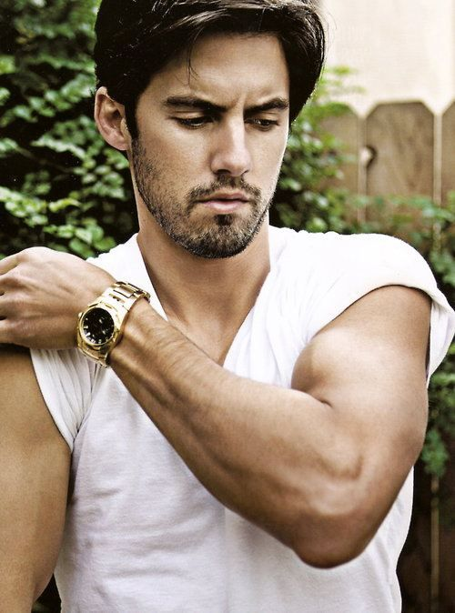 Milo Ventimiglia...yum    A Star Trek Love interest?? RE-PIN: Milo Ventimiglia