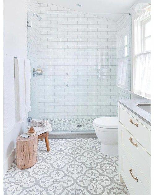 The 25 Best White Tile Bathrooms Ideas On Pinterest Modern Small White Bathroom Tiles 736 X 928 Bathroom Remodel Designs Shower Tile Small Bathroom Remodel