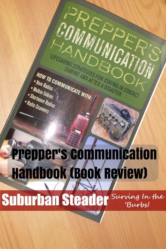 Prepper's Communication Handbook (Book Review)