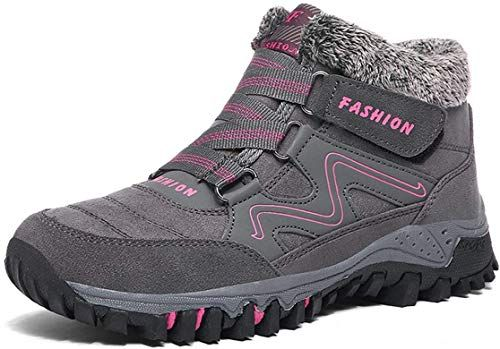 Women/'s Winter Outdoor High Top Sneakers Athletic Boots Walking Sports Shoe chic