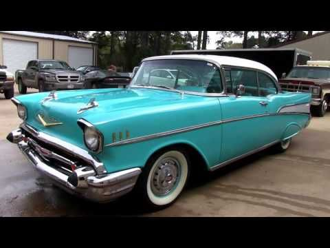 Perfect Pristine 1957 Chevrolet Bel Air By High Gear Customs