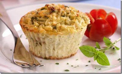 Muffin de Batata