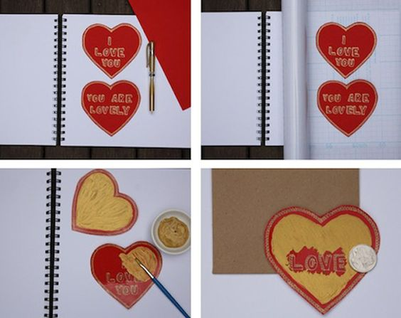 Valentine Scratch Cards!