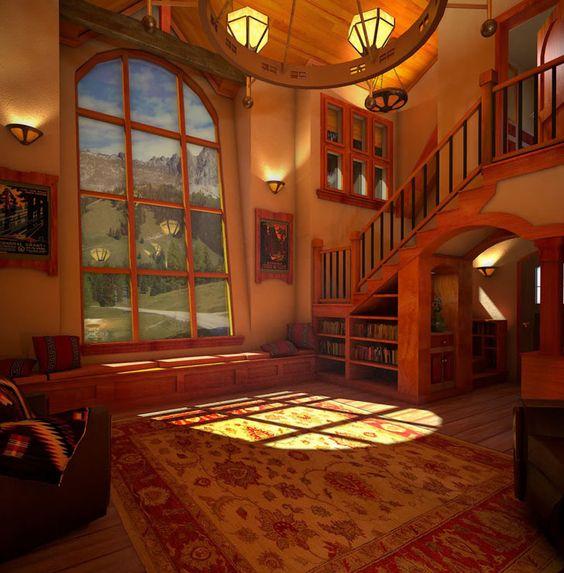 Fairy Tale Cottage Interiors English Cottage House Plans