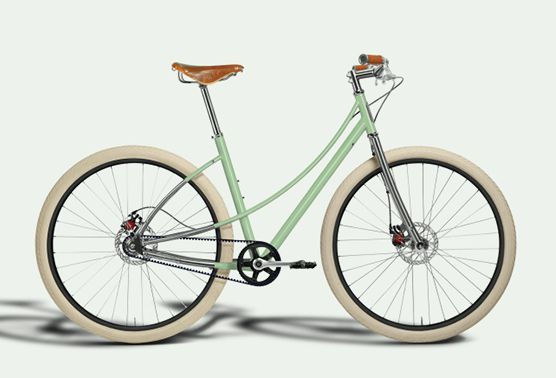 These 7 Stylish Step Through Bikes Make City Riding So Much Fun