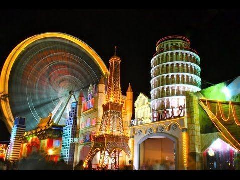 أفضل الاماكن السياحية في دبي للعائلات والاطفال Tower Leaning Tower Leaning Tower Of Pisa