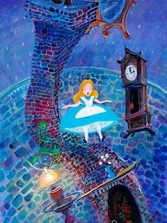 Disney Art / Alice In Wonderland | Awesome Art / Creations ...