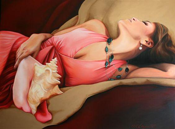 Kathrin Longhurst (1971 - …) – Pintora Alemã_19