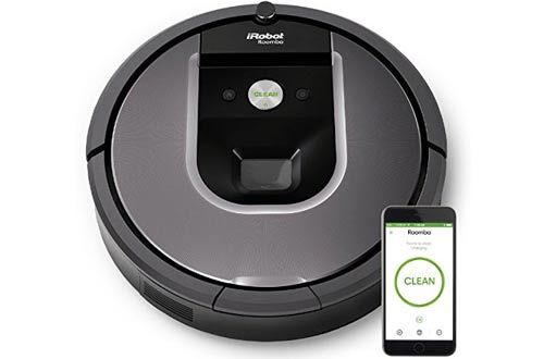 Top 10 Best Automatic Robotic Vacuum Cleaners Reviews In 2020 Irobot Roomba Vacuum Robot Vacuum