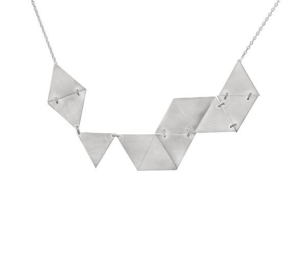 PICO | Triangle Necklace