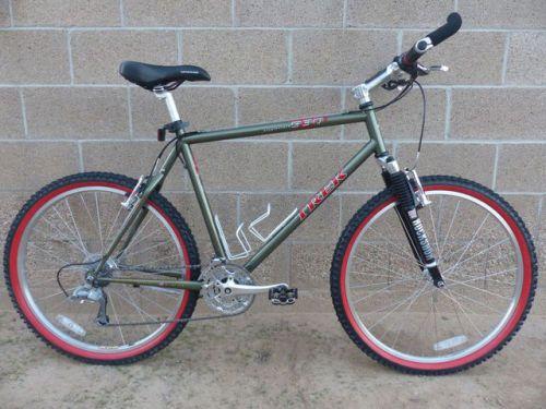 Buy 1998 Trek 930 Singletrack Mountain Bike Xl 21 Frame
