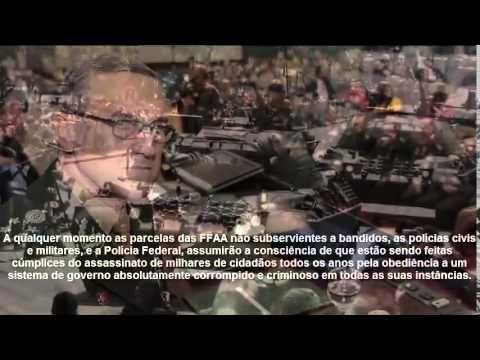 'Exército Brasileiro' manda recado a nação!