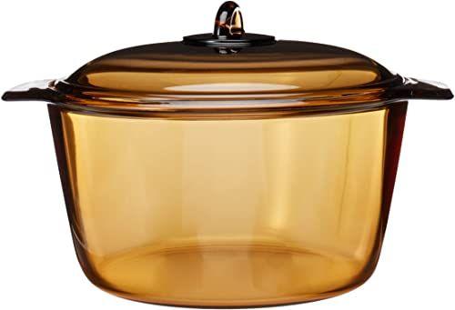 Buy Luminarc Vitro Blooming Heat Resistant Glass Cooking Pot 5l Online Aristatopshop In 2020 Heat Resistant Glass Luminarc Cooking Pot