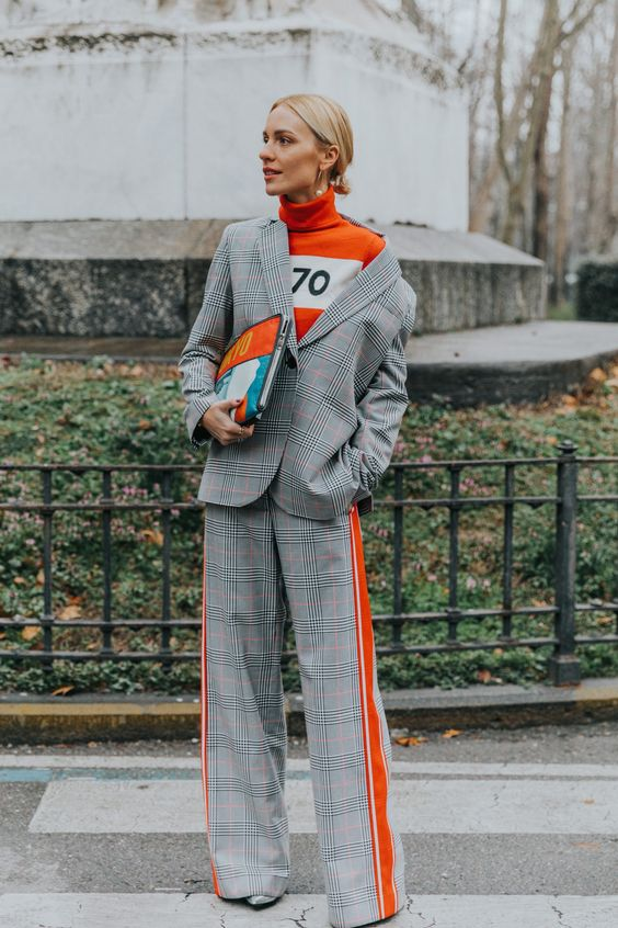 Fresh Street Style Outfit