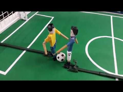 How To Make A World Cup 2022 Football Soccer Game Using Cardboard And Soccer Games Soccer Table Table Football