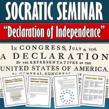 comparison between the decleration of independence Declaration of independence: making comparisons name: prudence indeed will dictate that governments long established should not be changed for light & transient.