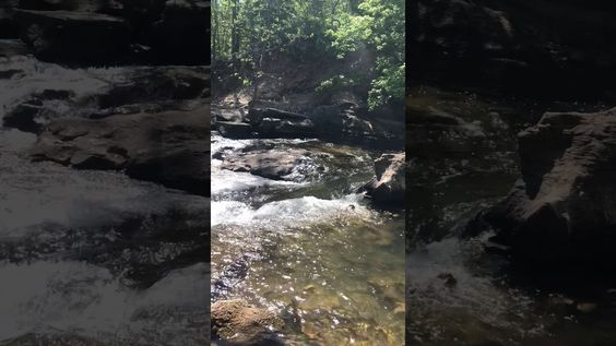Tanyard Creek And Waterfall In Bella Vista Arkansas In 2020 Waterfall Suspension Bridge Bella Vista