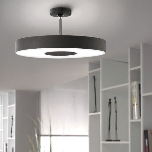 This Low Profile Semi Flush Ceiling Mount Is Defined By Simplicity And Functionality Http Ww Contemporary Ceiling Light Modern Ceiling Light Ceiling Lights