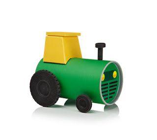 Oscar Diaz's Tube Toys