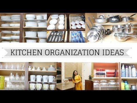 Kitchen Organization Ideas Tour Priyanka Uppal Youtube