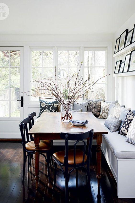 Outstanding Cozy Kitchen Nook