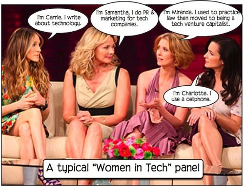 Image result for women in tech funny