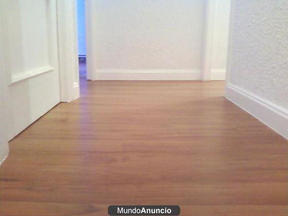 Z calo blanco puerta blanca puertas suelos paredes - Zocalo pared ...