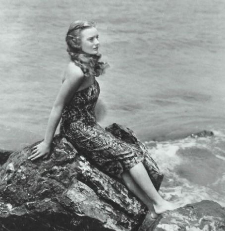 "Frances in ""Ebb Tide"""