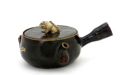 Akahada Ware Teapot  Japan, 19th century  The Smithsonian Museum of Asian Art