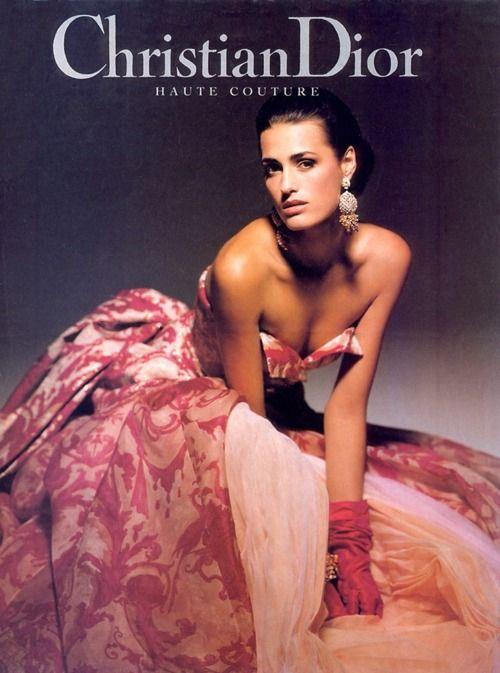 Dior - Yasmin le Bon: