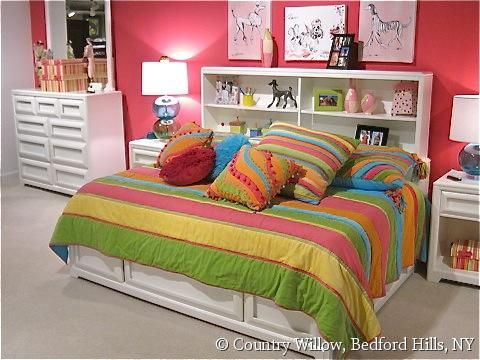 Country Willow Furniture Kids Bedroom Pinterest Country And Furniture